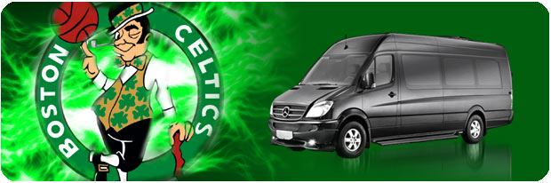 Boston Sporting Event Group Transportation