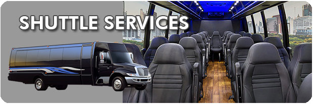 Corporate Group Shuttle Service in Boston, MA